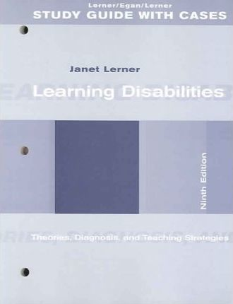 Learning Disabilities Study Guide, Ninth Edition