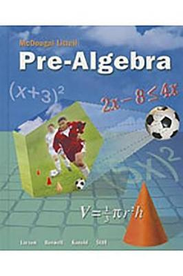 Pre-Algebra: Worked-Out Solution Key