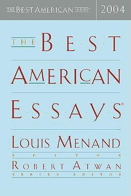 The Best American Essays 2004