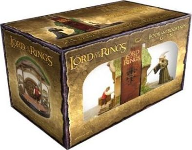 The Lord Of The Rings Book And Bookends Gift Set J R R Tolkien