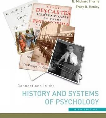 history of psychology paper