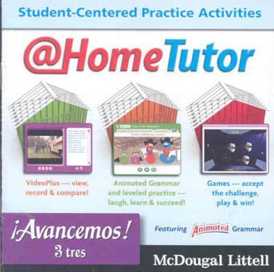 Avancemos @Home Tutor Level 3