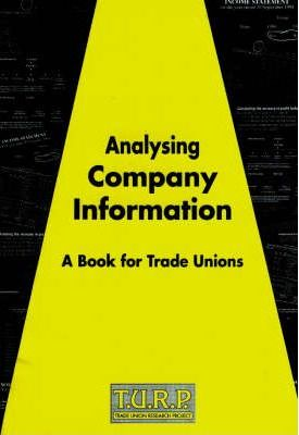 Analysing Company Information