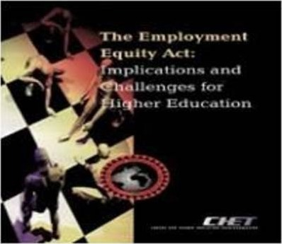 The Employment Equity Act