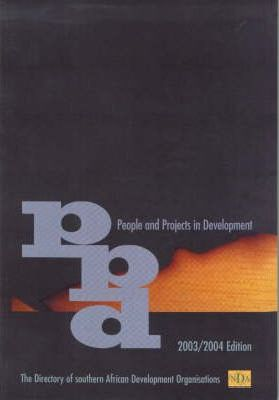 People and Projects in Development 2003/2004
