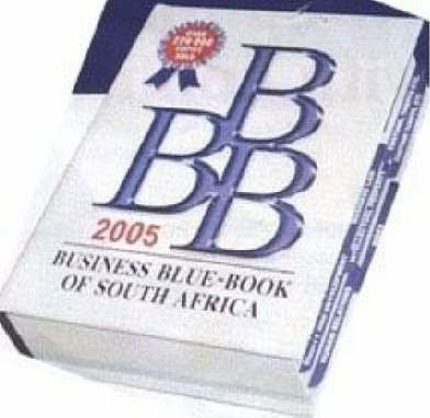Business Blue-Book of South Africa 2005