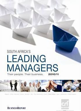 South Africa's Leading Managers 2011