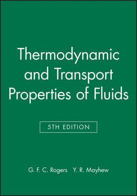 Thermodynamic and Transport Properties of Fluids 5E