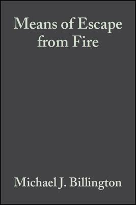 Means of Escape from Fire