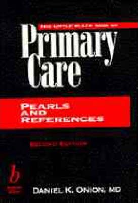 Little Black Book of Primary Care: Pearls and References