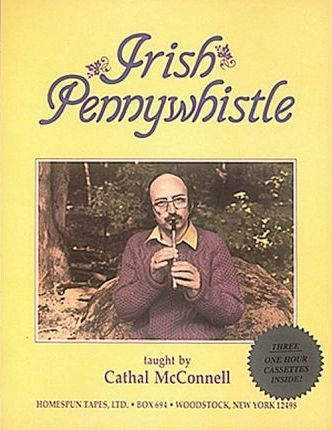 Irish Pennywhistle - Level 1 (Includes Music) 3 Cassettes