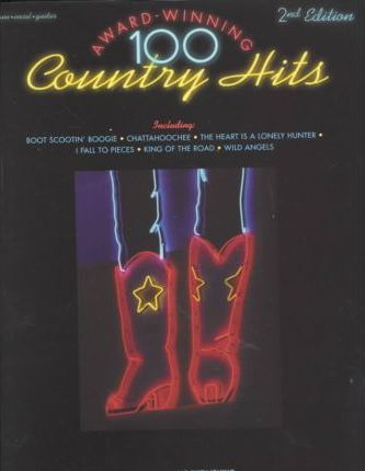 100 Award Winning Country Hits