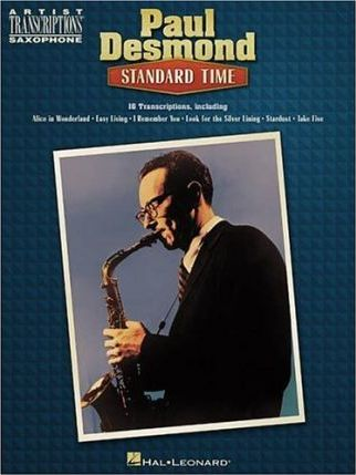 Paul Desmond Standard Time