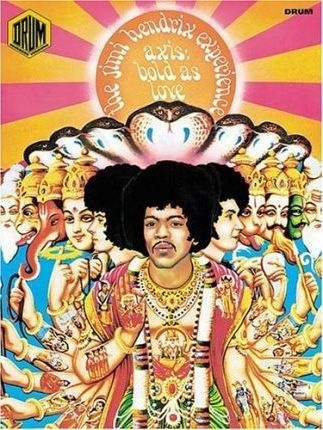Jimi Hendrix - Axis: Bold as Love