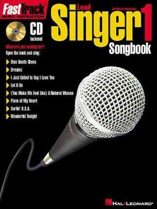 Fasttrack Lead Singer Songbook 1 - Level 1