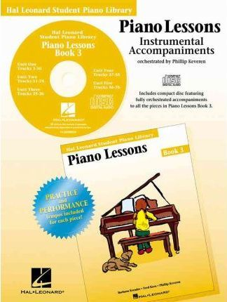 Piano Lessons 3 International