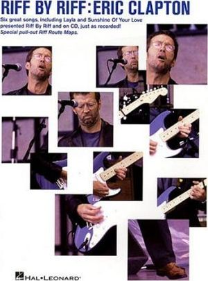 Clapton Eric - Riff by Riff