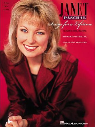 Janet Paschal - Songs for a Lifetime