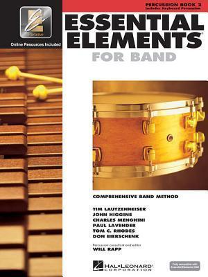 Essential Elements 2000 : Comprehensive Band Method Book 2