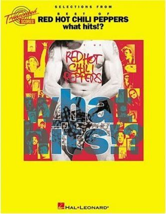 Red Hot Chili Peppers - Whats Hits!?
