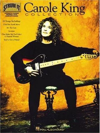 Carole King: Collection: (Electric Guitar)