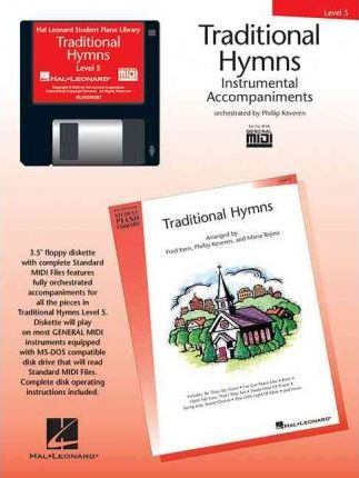 Traditional Hymns Level 5 - GM Disk
