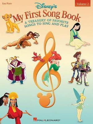 Disney's My First Songbook: PVG v. 2