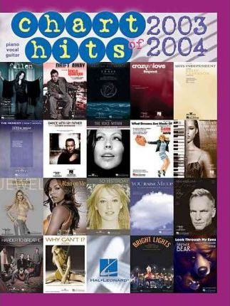 Chart Hits Of 2003-2004