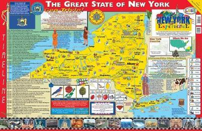 The New York Experience Poster/Map!