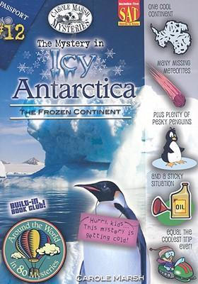 The Mystery in Icy Antarctica
