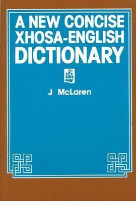 A new concise Xhosa-English dictionary