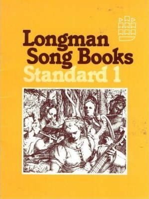 Longman Song Books: STD 1 Book 1