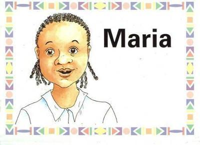 Story Books: Level 2: Maria