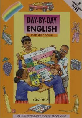 Day-by-Day English: Gr 2 / Sub B Learner'S Book 2