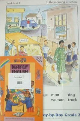 Day-by-Day English: Gr 2: Year 2 Teacher's Kit