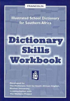 Francolin Illustrated Dictionary of Souhern Africa Skills Workbook: Pack of 15
