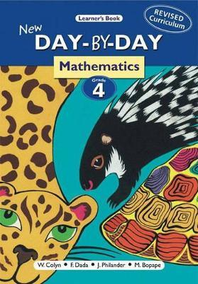 New Day-by-day Mathematics: Gr 4: Learner's Book