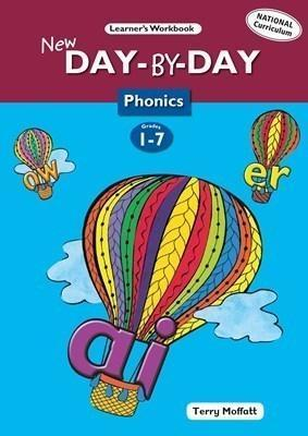 New Day-by-day Phonics: Workbook