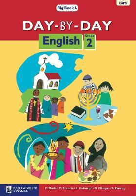 Day-By-Day English: New Day-by-Day English: Grade 2: Big Book 4 Gr 2: Big Book 4