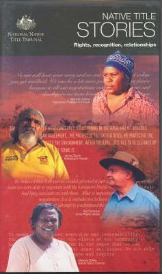 Native Title Stories