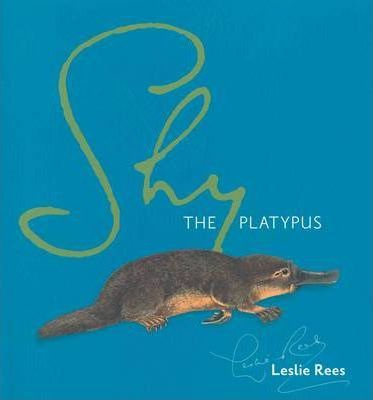 Shy the Platypus
