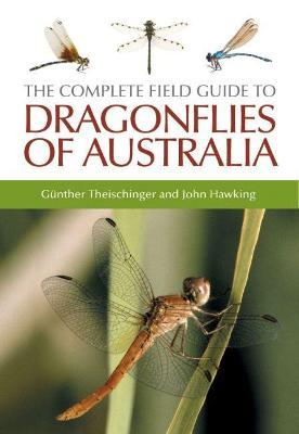 Astrosadventuresbookclub.com The Complete Field Guide to Dragonflies of Australia Image