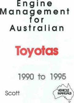 Engine Management for Australian Toyotas 1990-1995