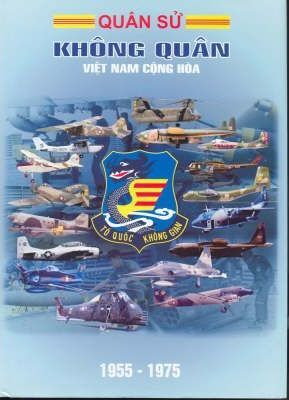 The History of South Vietnam Air Force 1955-1975