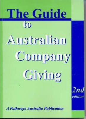 The Guide to Australian Company Giving