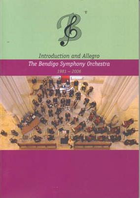 Introduction and Allegro  The Bendigo Symphony Orchestra 1981-2006