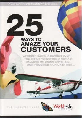 25 Ways to Amaze Your Customers