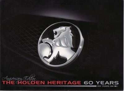 The Holden Heritage 60 Years