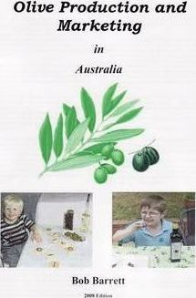 Olive Production and Marketing in Australia