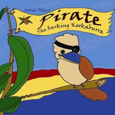 Pirate the Barking Kookaburra